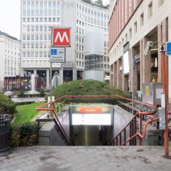 metrostation San Babila
