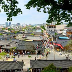 Jeonju Hanok Village, Jeonju