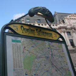 Estación de metro Quatre Septembre