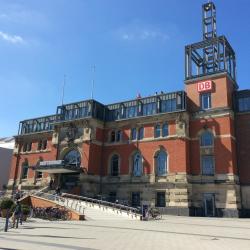 Stasiun Kereta Pusat Kiel
