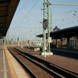 Hauptbahnhof Weimar