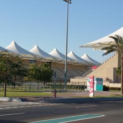 Circuito Yas Marina de Fórmula 1