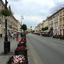 Ulica Nowy Świat, Varšava