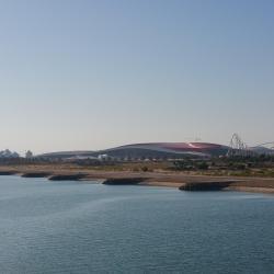 Parque de atracciones Ferrari World Abu Dhabi