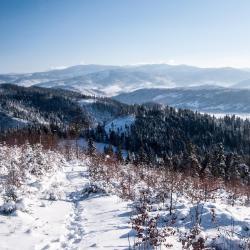 Ośrodek narciarski Zagroń Istebna