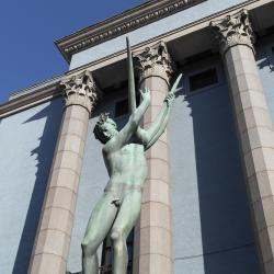 Концертный зал Стокгольма