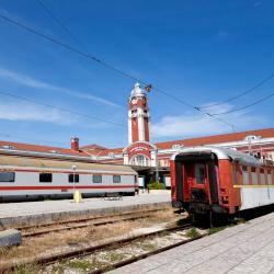 Central railway station Varna