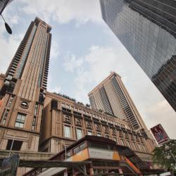 """Pramogų parkas """"Berjaya Times Square"""""""