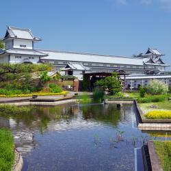 Замок Канадзава