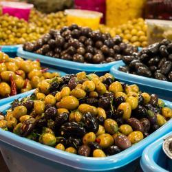 Hacarmel Market, Tel Aviv