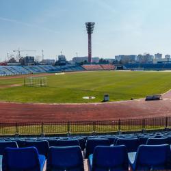 Football stadium Pasienky - club Inter Bratislava