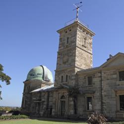 Obserwatorium w Sydney, Sydney