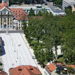 Plac Kongresowy, Lublana
