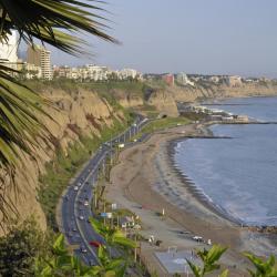 strand Los Delfines, Lima
