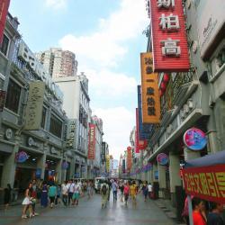 Shangxiajiu Yaya Caddesi, Guangzhou