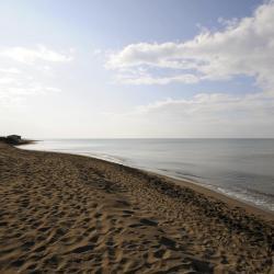 Ada Bojana Beach, Sveti Nikola