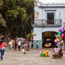 מרכז העיר וואחאקה דה חוארז, וואחקה סיטי
