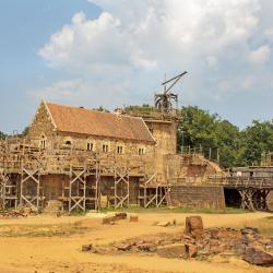 Guedelon Medieval Site, Saint-Sauveur-en-Puisaye
