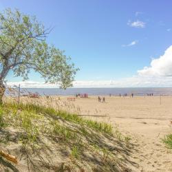 Pärnu-stranden