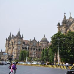 Залізнична станція Chhatrapati Shivaji Terminus