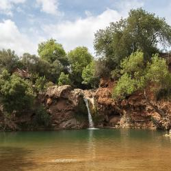 Pego do Inferno Waterfall