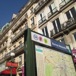 Estació de metro de Bonne Nouvelle