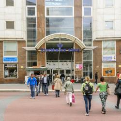 Stockholm South Station