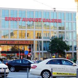 Ernst-August Galerie Hannover