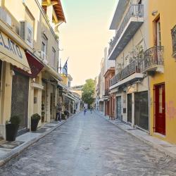 Adrianou Street, Athens