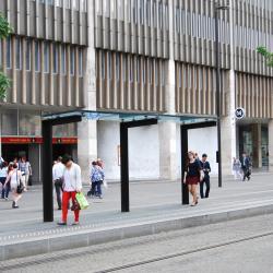 Kossuth Lajos Square Metro Station