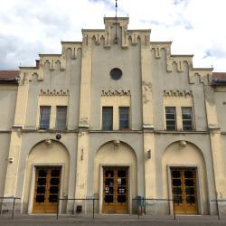 Hajdúszoboszló Train Station
