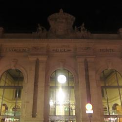 Valladolid Train station