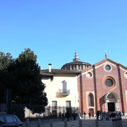 kerk van Santa Maria delle Grazie