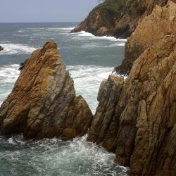 La Quebradan kalliot, Acapulco