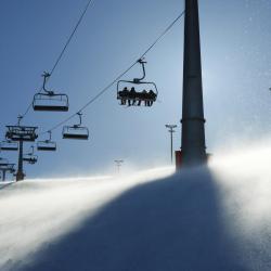 Cascades Ski Lift