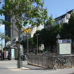 Estación de metro Gaîté