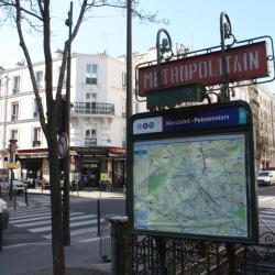 Estación de metro Marcadet - Poissonniers