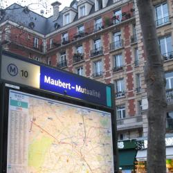 Maubert-Mutualité Metro İstasyonu