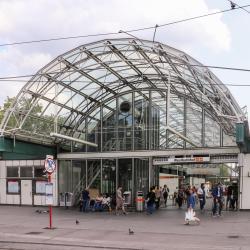 Westbahnhof Metro Stop