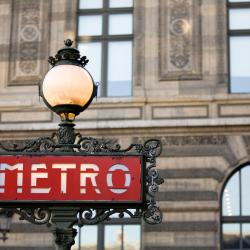 Tuileries Metro Station