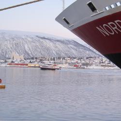 Hurtigruten Terminal Tromsø