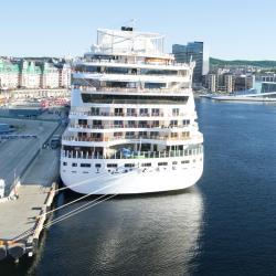 Паромный терминал DFDS Осло