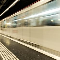 U-Bahnhof Les Corts