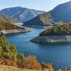 Vacha-reservoiret, Mikhalkovo