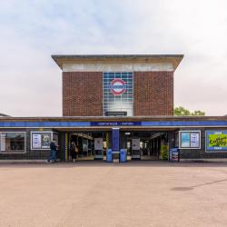 Northfields Tube Station