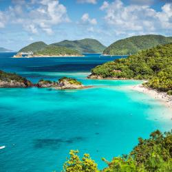 Strand Trunk Bay, Saint John