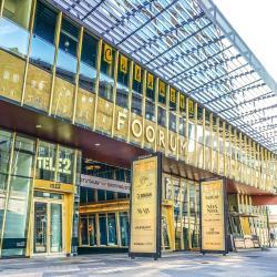 Foorum Shopping Center, Tallinn