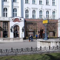 Vorosmarty Square Metro Station