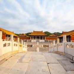 Hebei Eastern Qing tombs, Zunhua