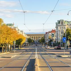 Kungsportsavenyn, Göteborg